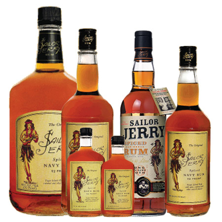 Join Sailor Jerry Rum And Celebrate Bartenders
