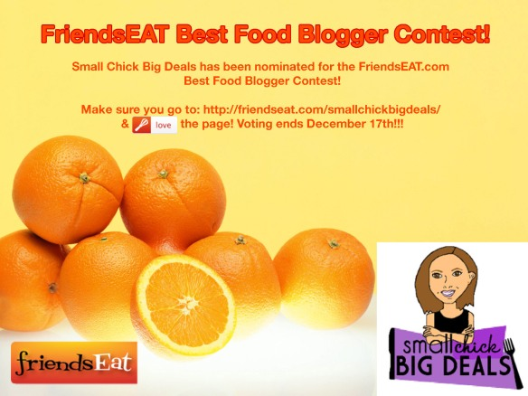 friends eat best food blogger
