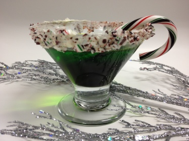 Mint Chocolate Candy Cane SideBar