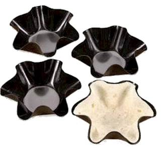 Perfect tortilla pans