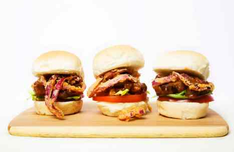 Buffaleaux Sliders