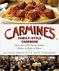 carmine cookbook