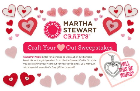MSC Craft Your Herat Out Sweeps