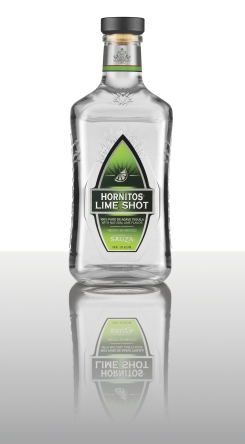HORNITOS_Lime Shot Bottle